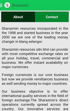 Sharazmin Exchange apk screenshot