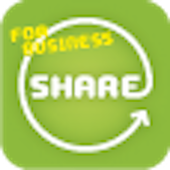 SHARE for business icon
