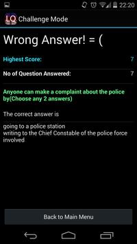 L Quiz UK screenshot 2
