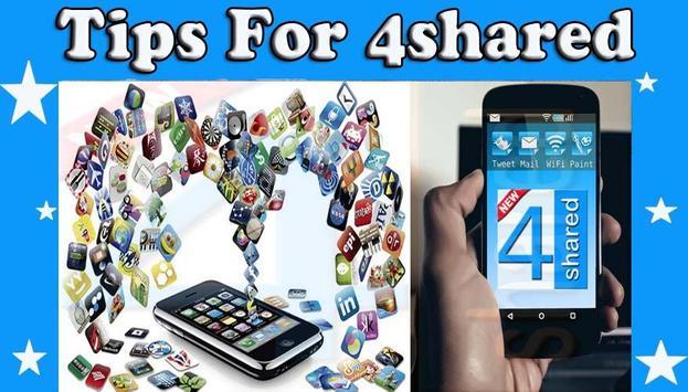 New 4shared 2017 Tips apk screenshot