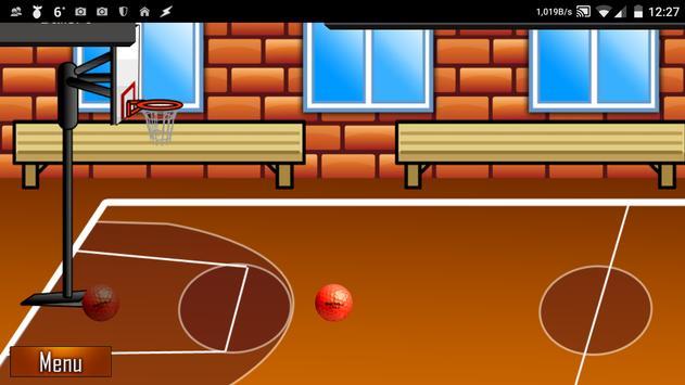 Basketcase Basketball apk screenshot