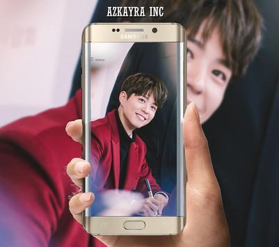 Park Bo Gum Wallpaper HD تصوير الشاشة 5