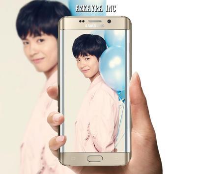 Park Bo Gum Wallpaper HD تصوير الشاشة 3