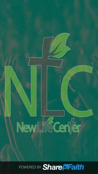 New Life Center WV poster