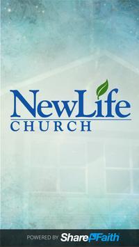 New Life Church-Duncan poster