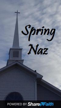 SpringNaz poster