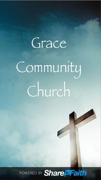 Grace Community Bellville, TX poster
