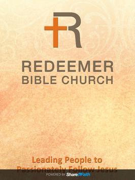 Redeemer Bible Church apk screenshot