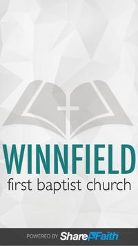 First Baptist Church Winnfield poster