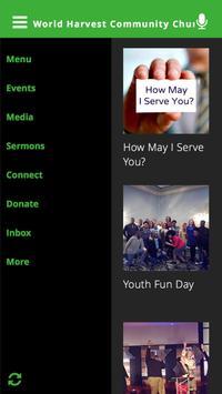 World Harvest Community Church apk screenshot