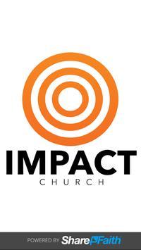 Impact Church (Paris) poster