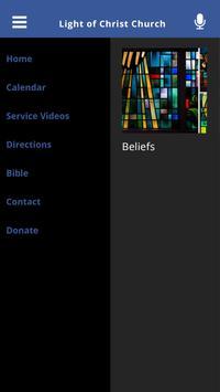 Light of Christ Church apk screenshot