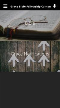 Grace Bible Fellowship Canton poster