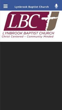 Lynbrook Baptist Church screenshot 1