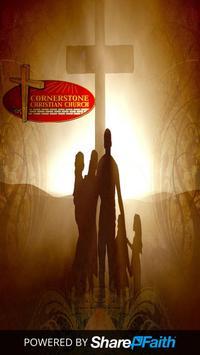Cornerstone Christian Church poster