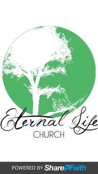 Eternal Life Church poster