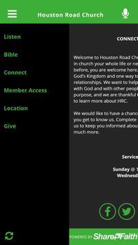 Houston Road Church apk screenshot