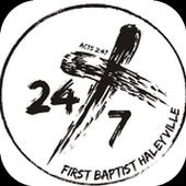 First Baptist Haleyville icon