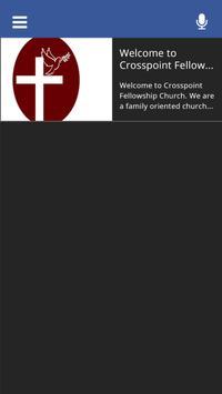 Crosspoint Fellowship Church apk screenshot