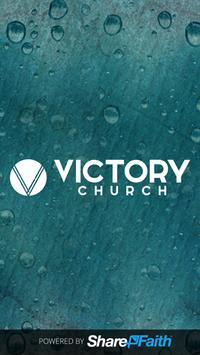 Victory Church poster