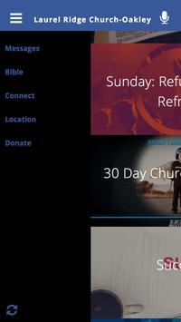 Laurel Ridge Church-Oakley apk screenshot