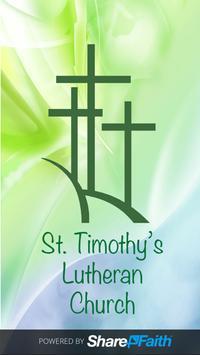 St. Timothy's - San Jose - CA poster