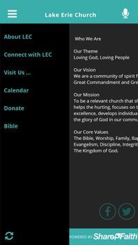 Lake Erie Church apk screenshot