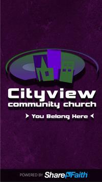 Cityview Community Church poster