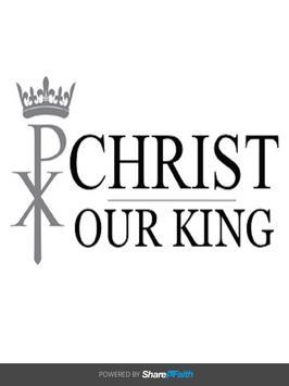 Christ Our King Anglican apk screenshot