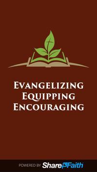 Living Word Baptist Church poster