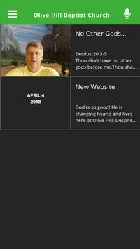 Olive Hill Baptist Church screenshot 2