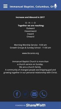 Immanuel Baptist, Columbus, OH screenshot 3