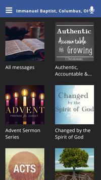 Immanuel Baptist, Columbus, OH screenshot 1