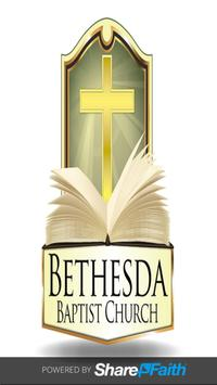 Bethesda Baptist Church DC poster