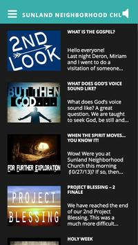 Sunland Neighborhood Church apk screenshot
