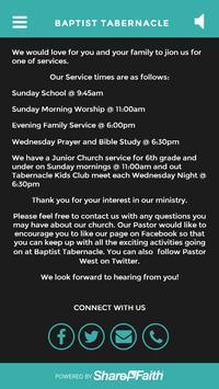 Edgemont Baptist Church apk screenshot