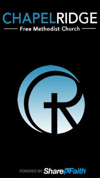 Chapel Ridge FM Church poster