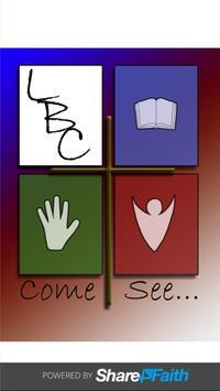 Louisa Baptist Church poster