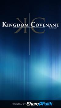 Kingdom Covenant Church poster