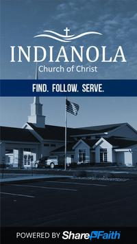Indianola Church of Christ poster