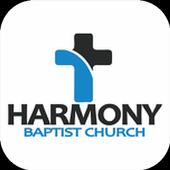 Harmony Baptist of Moulton, AL icon