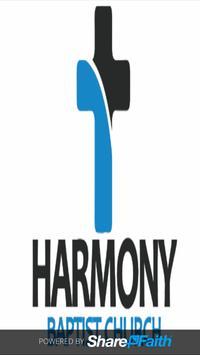 Harmony Baptist of Moulton, AL poster