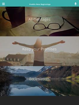 Pueblo New Beginnings apk screenshot