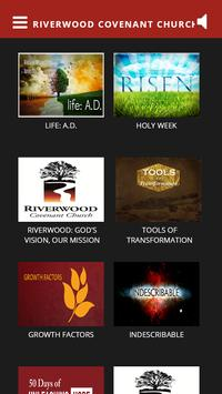 Riverwood Covenant Church apk screenshot