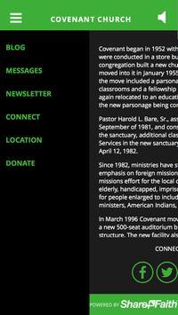 Covenant Church Of Nations apk screenshot