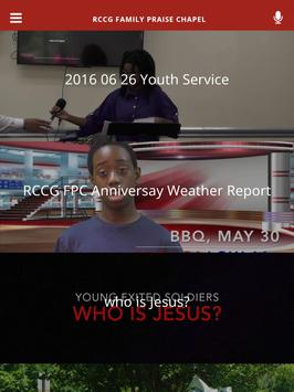 RCCG FPC Youth App screenshot 7