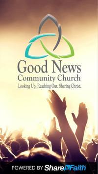 Good News Community Church poster
