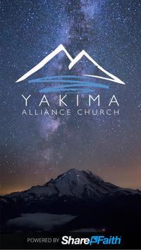 Yakima Alliance Church poster