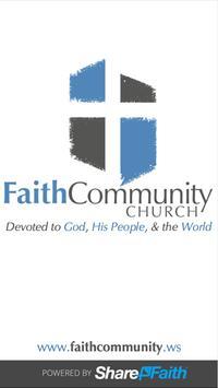 Faith Community | Carlsbad, CA poster
