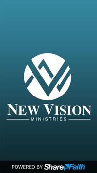 New Vision Ministries poster